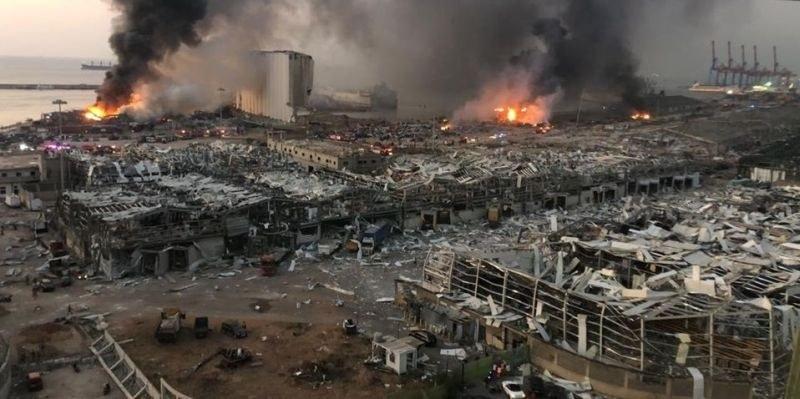 Германска дипломатка загинала при експлозията в Бейрут