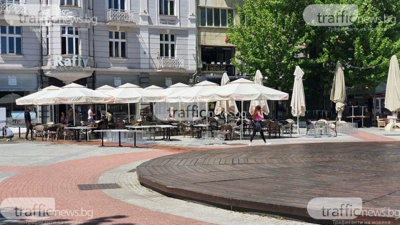 Ресторантьори настояват да отпадне ограничението за максимум 4 души на маса