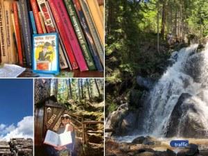 Презаредете батериите с пътешествие до водопад Късак и горската библиотека