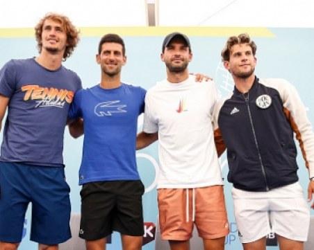 Гришо и другите от Топ 20 стягат бойкот на US Open