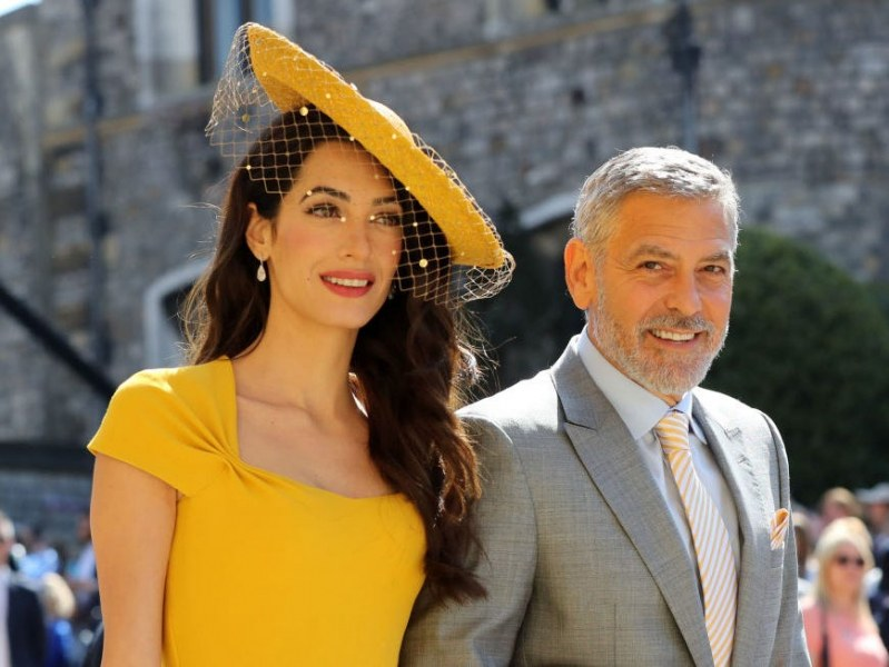 Джордж Клуни и съпругата му даряват 100 хил. долара на Бейрут след експлозията