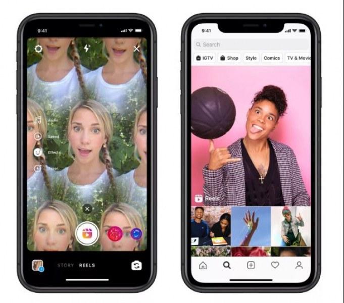 Instagram въвежда нова функционалност, наподобяваща на TikTok