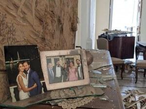 От първа линия на взрива в Бейрут: Очи в очи със смъртта