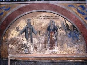 Реставрират уникални стенописи на 180-годишна църква в Родопите