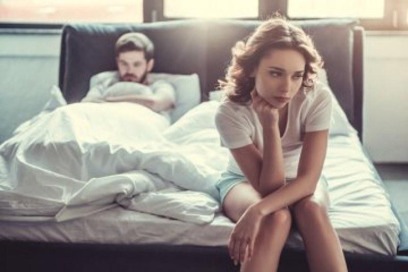 Защо не ви се прави секс: Ето 8 причини