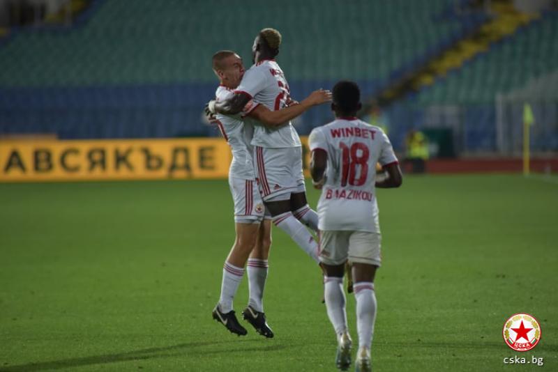 Зрелищно реми в историческото дерби с марката ЦСКА