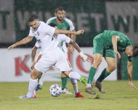 Ботев Враца унижи Лудогорец на старта на първенството