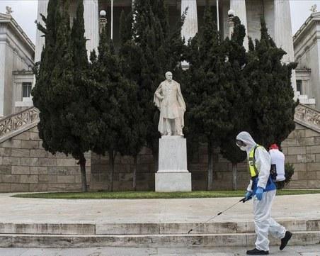 Гърция се доближи до рекорда от заразени от COVID-19 за един ден – отчете 152 нови случая