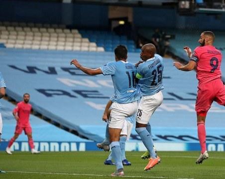 Сити довърши Реал, Ювентус също аут от Шампионската лига