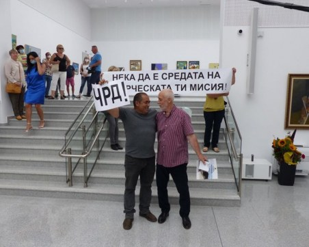 Васил Стоев ни покани на авантюра из живописните си светове на своя 70-и рожден ден
