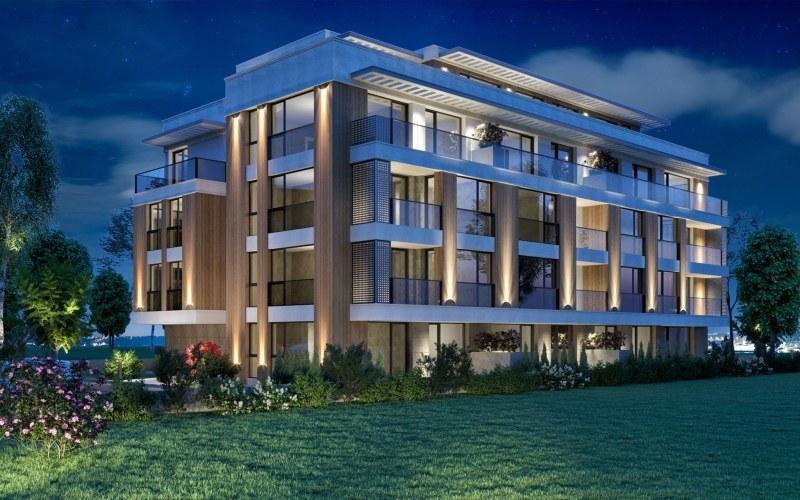 Бутиков жилищен комплекс край Гребната база изпъква със стил и уют