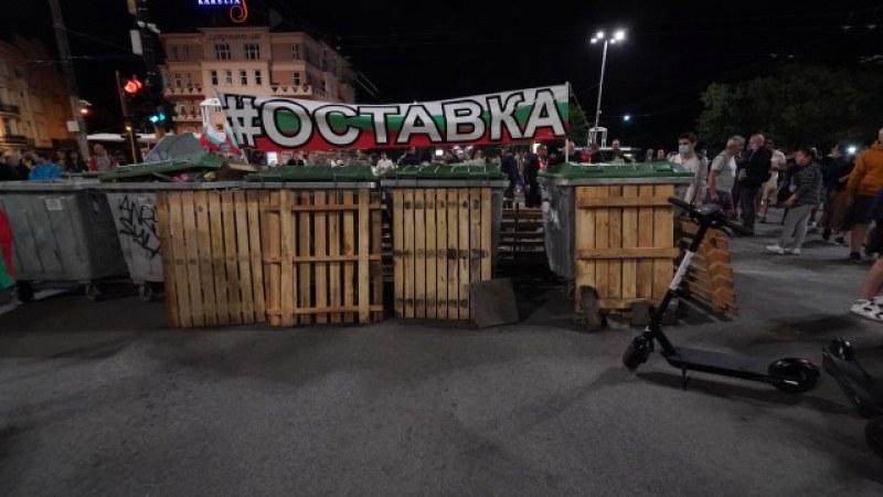 Шефът на СДВР: Протестиращите искаха да окървавят Орлов мост и да използват жени и деца за жив щит