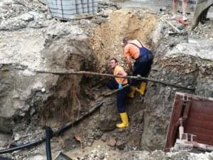 Нова авария по Водния цикъл в Пловдив! Десетки домакинства бяха без вода