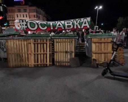 Борисов нареди: Без акции срещу барикадите в София