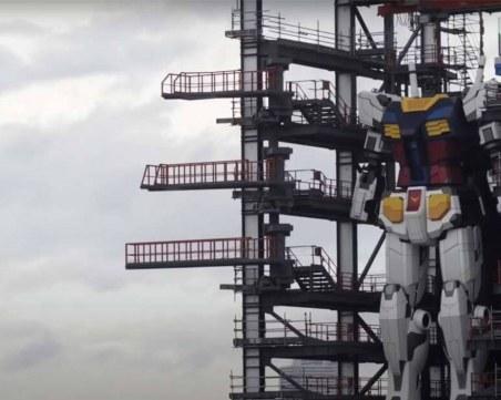 Гигантските роботи стават реалност през 2020 година