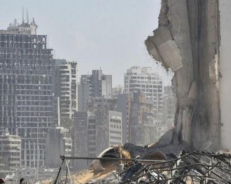 Над четвърт милион евро помощ за Бейрут, щетите - за 15 милиарда долара