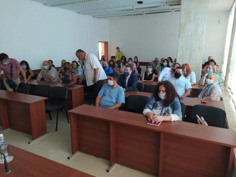 Гешев похвали прокурорите в Бургас