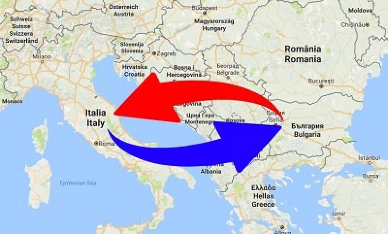 Нови мерки: Удължиха задължителната карантина за българите, влизащи в Италия