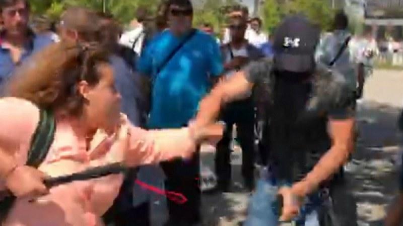 Освободиха от ареста единия от задържаните за боя на конференцията на ГЕРБ