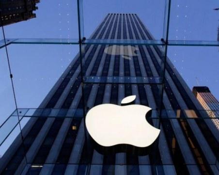 Стойността на Apple доближава БВП на Италия