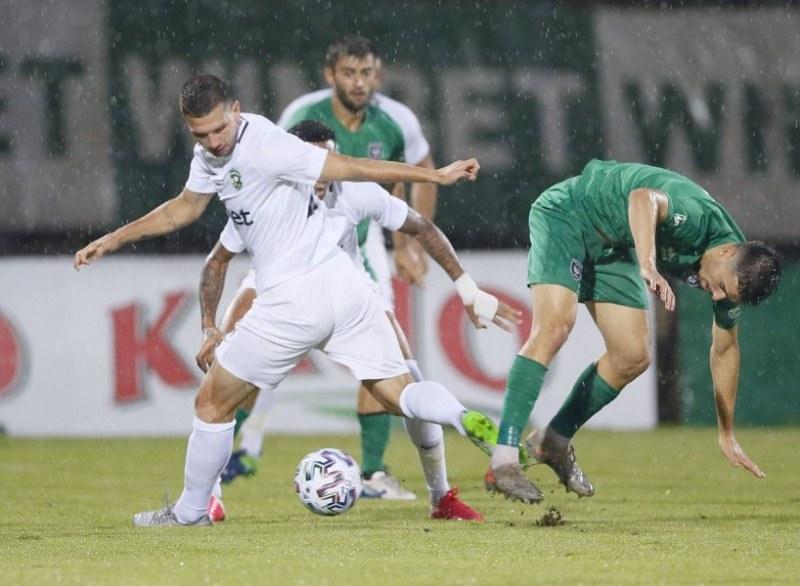 Лудогорец изтегли тежък съперник за втория кръг на Шампионската лига