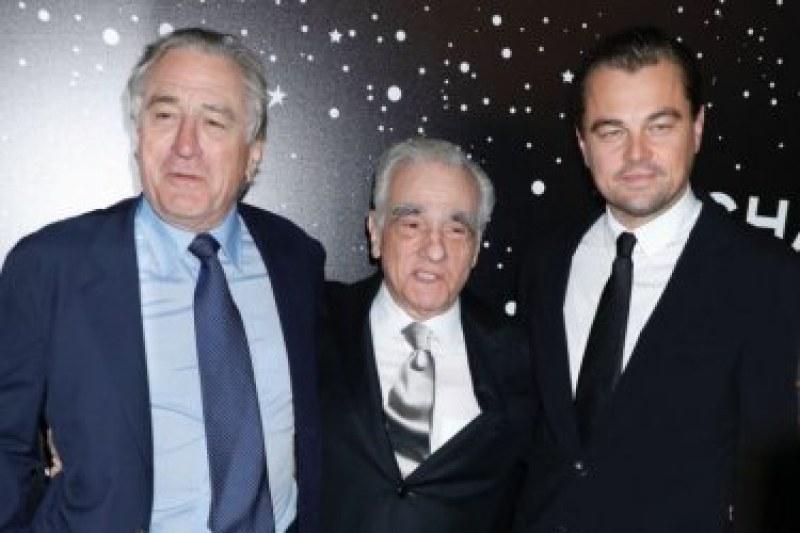 Мартин Скорсезе събира Леонардо ди Каприо и Робърт де Ниро във филм за 200 милиона