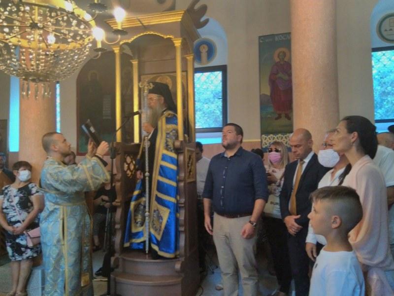 Митрополитска благословия за родопското село Брестник в навечерието на Успение Богородично