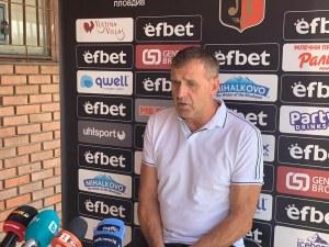 Акрапович доволен от жребия на Локо в Лига Европа