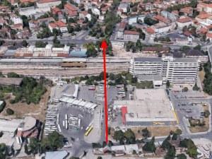 Започват пробива под гарата от страната на Кючука, проектът още не е внесен в Общината и НКЖИ