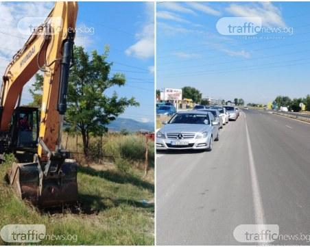 Пътят Пловдив - Асеновград става магистрала след 15 месеца и 18 млн. лева
