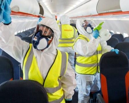 Самолет от Скопие кацна във Финландия с 24 пътници, положителни на коронавирус