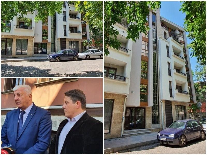 Апартаментите, спрягани за Богомил Грозев, са ремонтирани за 23 хил. лева – били за хостел