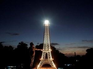 Хавана се сдоби със собствена Айфелова кула