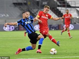 Интер на полуфинал в Лига Европа, Лукаку с исторически рекорд