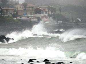 Тайфунът
