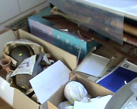 Антиките, иззети от офиса на Божков, станаха 6332 на брой