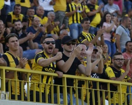 Дани Каназирева: На мач и концерт в Пловдив задължително с маски