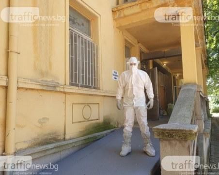 Две бебета под година от Пловдив и Асеновград заразени с COVID-19, едното е в болница