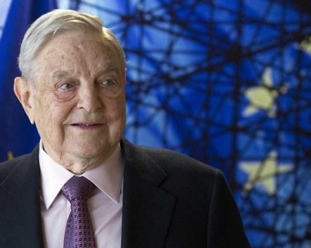 Джордж Сорос: Кризата с Covid-19 е по-лоша и от Втората световна
