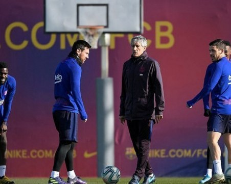 Коронавирусът не пожали и Барселона