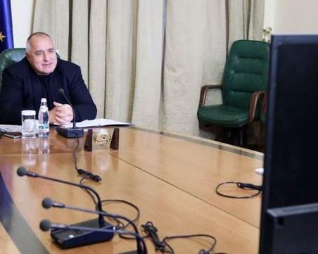 Правителството заседава онлайн, ден преди изслушването на Борисов в парламента