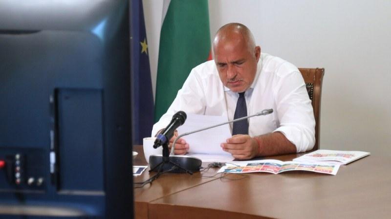 Борисов: Отпускаме 20 млн. лв. за помощи на семействата с деца