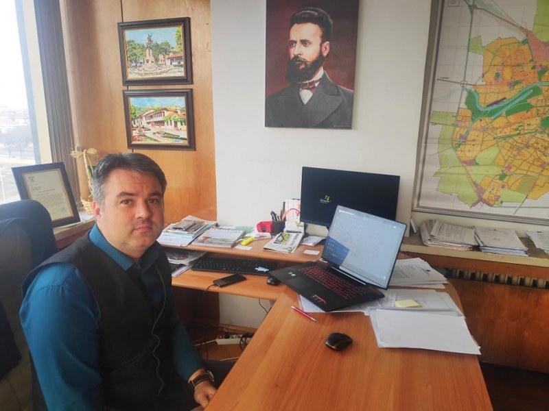 Главният архитект на Пловдив е заразен с COVID-19