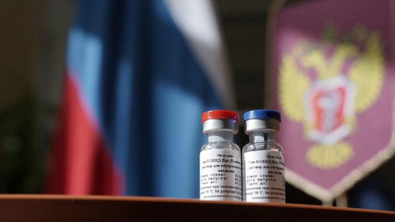 Руската ваксина за коронавирус е несъвместима с алкохол