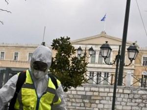 Гърция регистрира най-много новозаразени от началото на пандемията