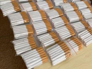 Голямо количество цигари откриха в дома на 74-годишна жителка на Ново село