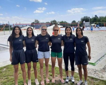 Двойките на Марица на полуфинали в Панчарево