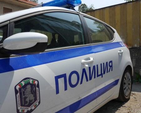 Въоръжен грабеж на прохода Петрохан