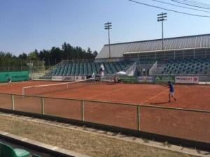 Пловдивчани на финали на държавното по тенис до 16 години