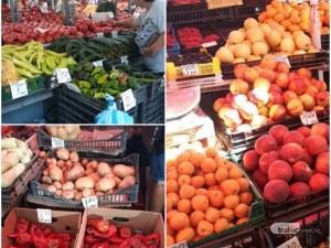 Спекула с цените по пазарите в Пловдив заради коронавируса